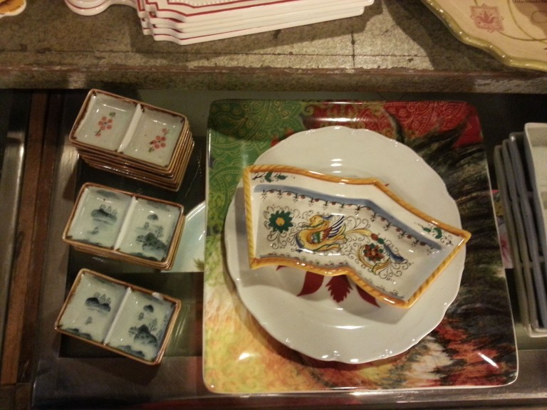 diningware